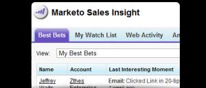 Marketo-sales-insight - InteSolv