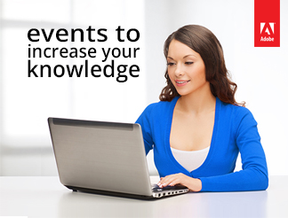Events to increase your knowledge
