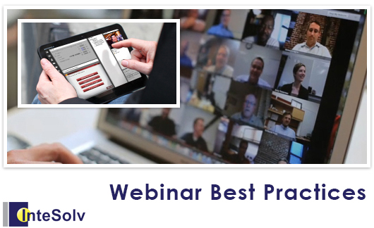 Webinar Best Practice – Keep Screen Share Open During Q&A